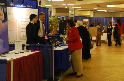 The Chamber offers many opportunities to grow your business such as the Business Expo
